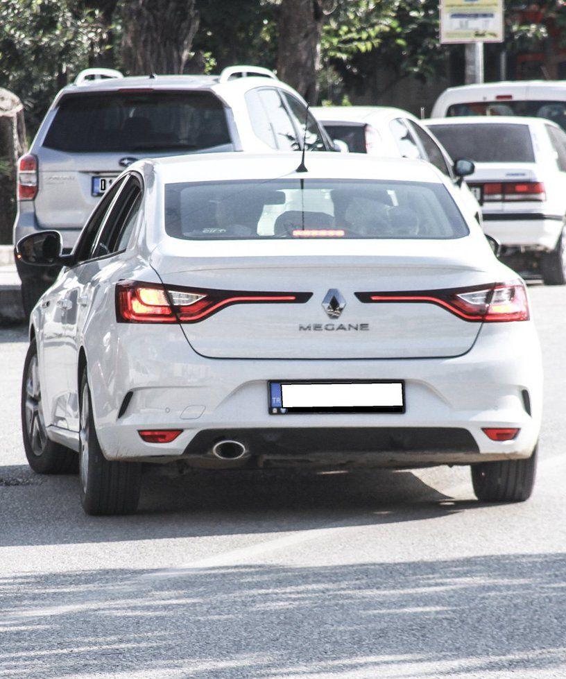 Renault Megane Sedan Renault Pinterest Sedans