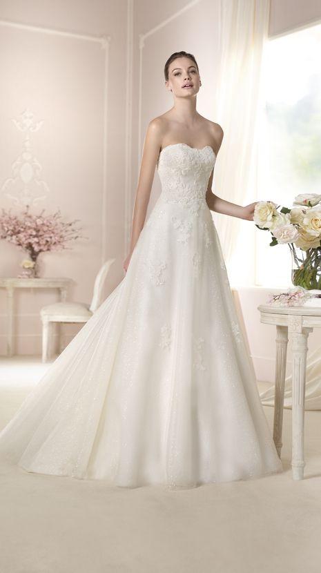 White One, robe de mariée white One, robe de mariée white One ...
