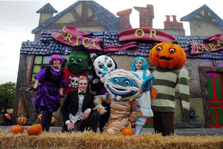 Alton Towers to create up to 70 jobs for Halloween