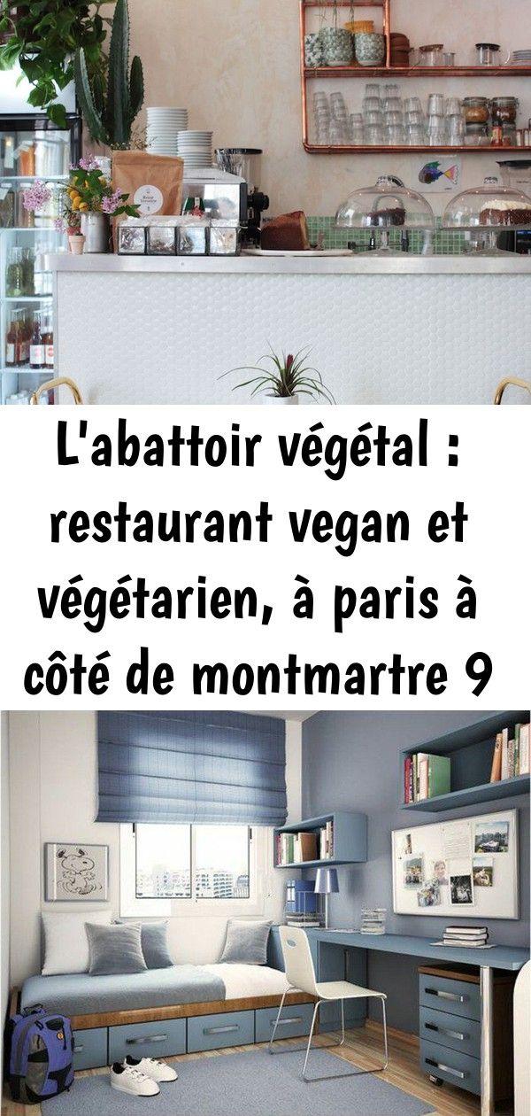 Labattoir végétal  restaurant vegan et végétarien à paris à côté de montmartre 9 Abattoir Végétal res...