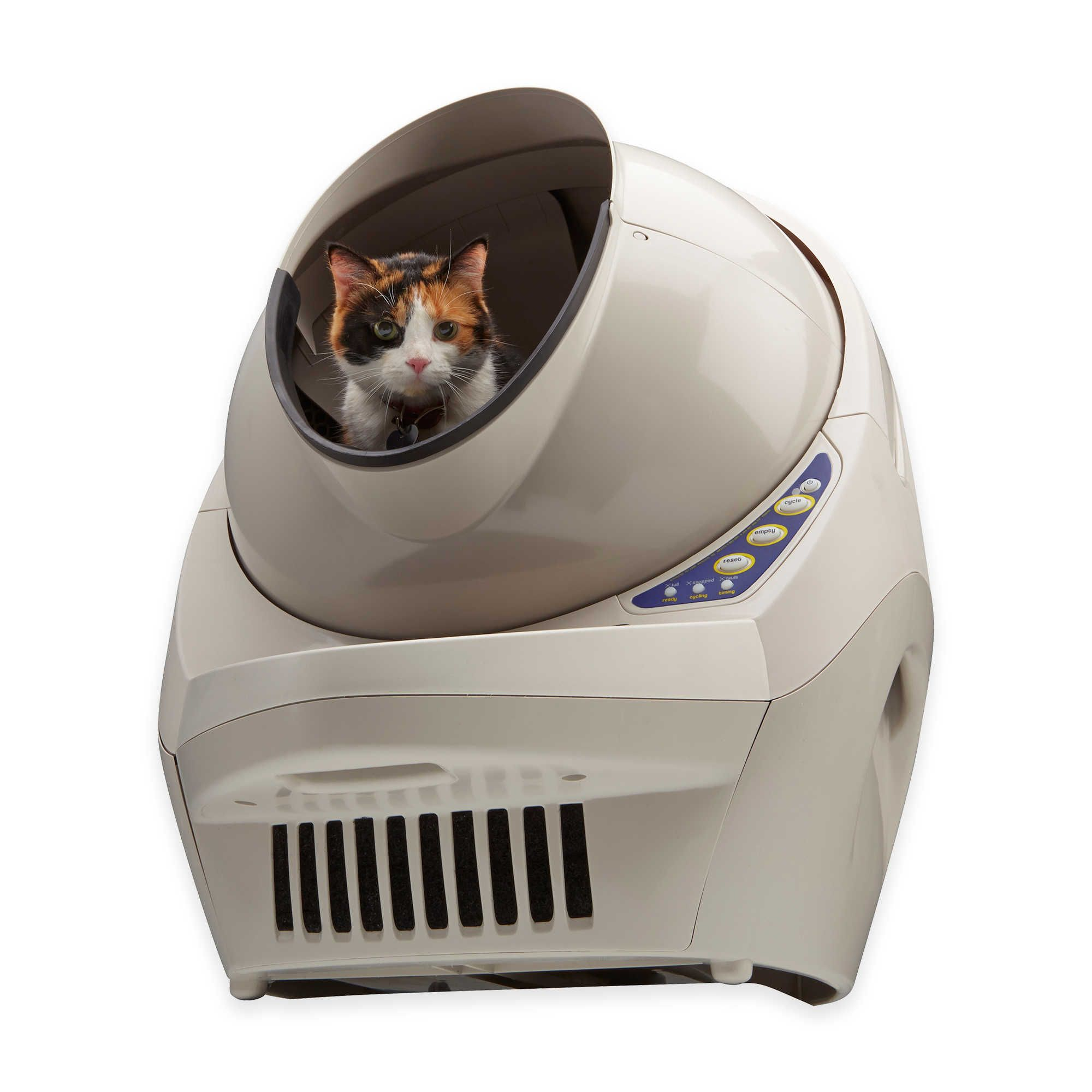 LitterRobot III OpenAir SelfCleaning Automatic Cat