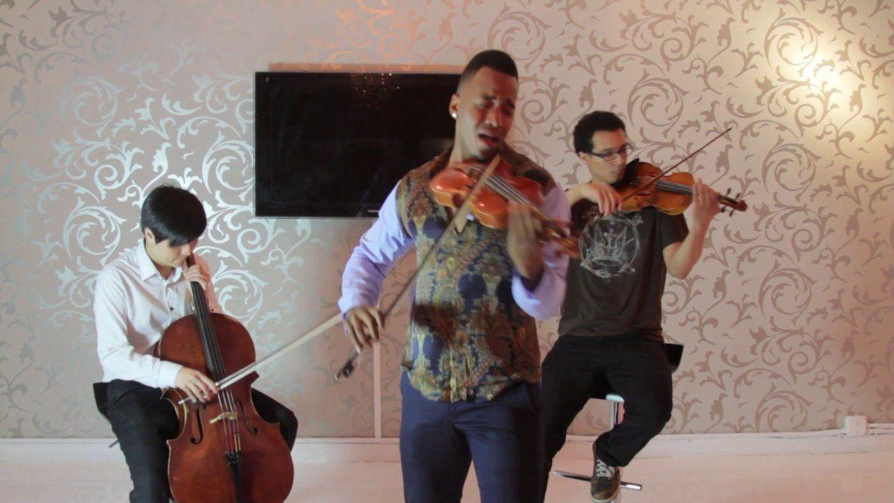 Damien escobar adorn violin cover mad skillz pinterest mixtape