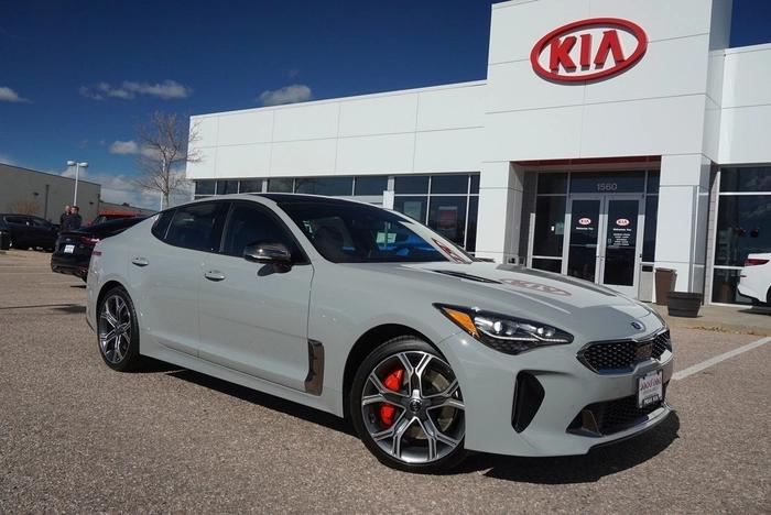 New 2019 Kia Stinger Gt2 In Colorado Kia Stinger Kia Dream Cars