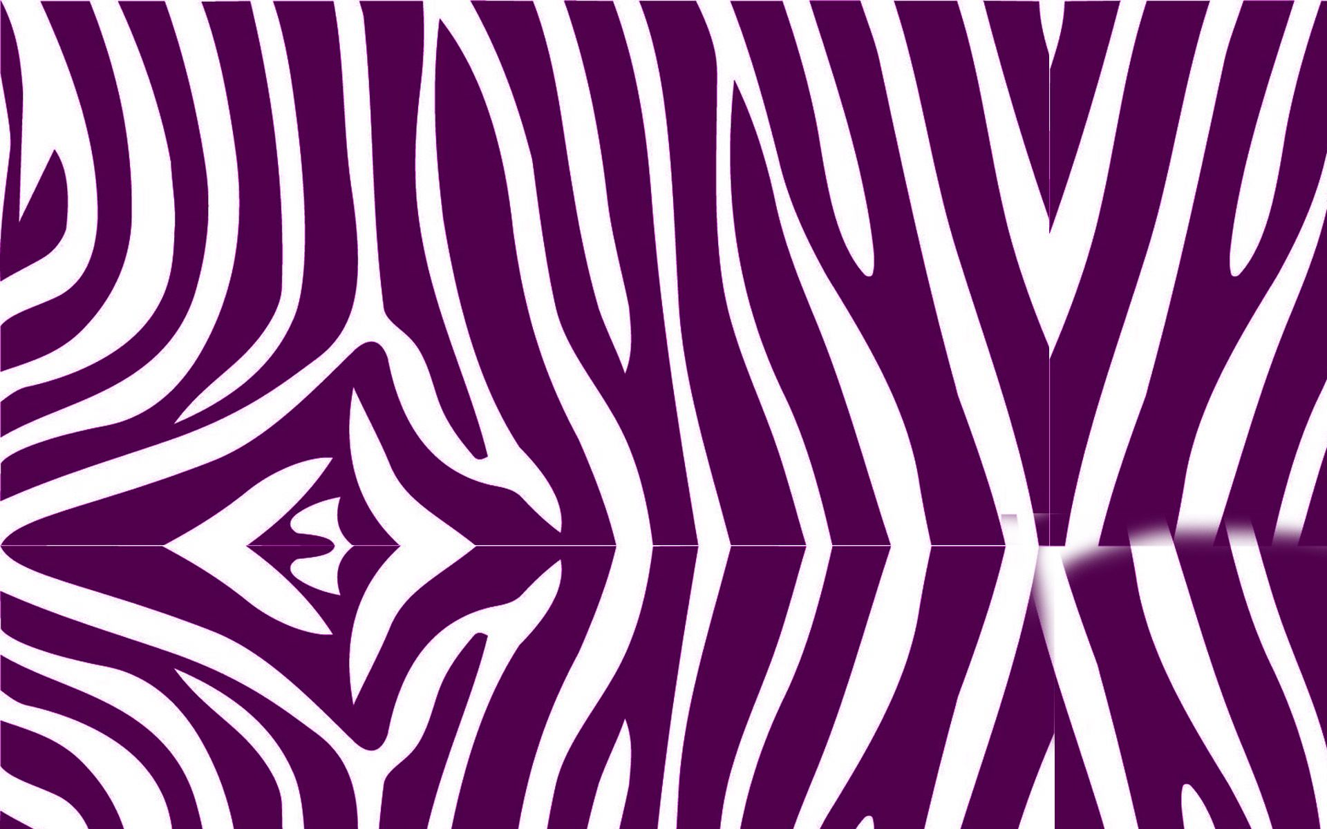 Pink And Black Zebra Print Hd Wallpaper