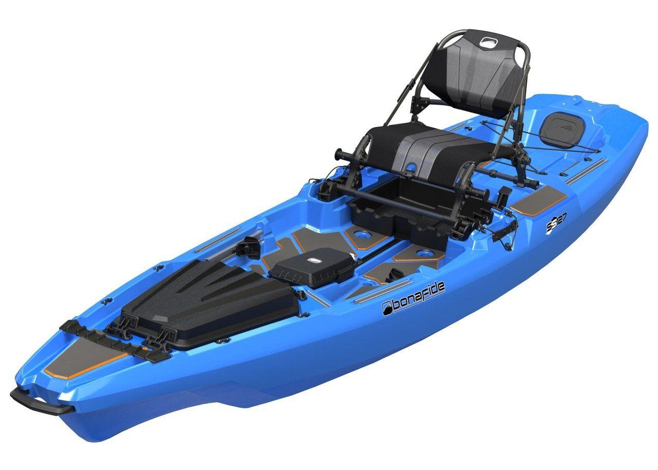 Bonafide Kayaks SS127 | Products | Pinterest | Kayak fishing