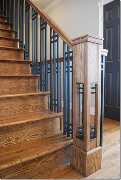 Best Custom Designed And Custom Made Newel Post Modern Stairs 400 x 300