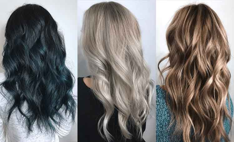 New Hair Color Trends In Pakistan For Girls In 2019 Fashioneven New Hair Color Trends Winter Hair Color Trends White Blonde Hair