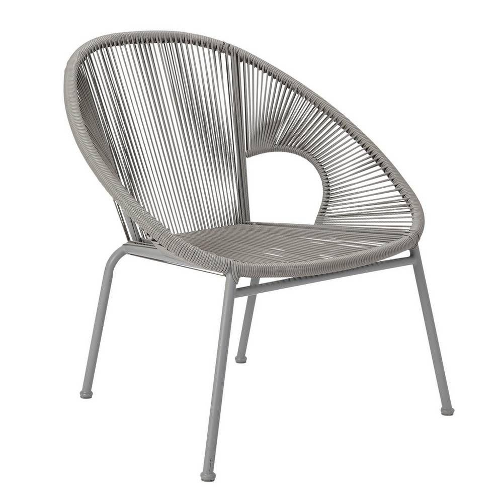 Buy Argos Home Nordic Spring Garden Chair Grey Garden Chairs And Sun Loungers Argos In 2020 Garden Chairs Rattan Garden Furniture Garden Furniture Covers