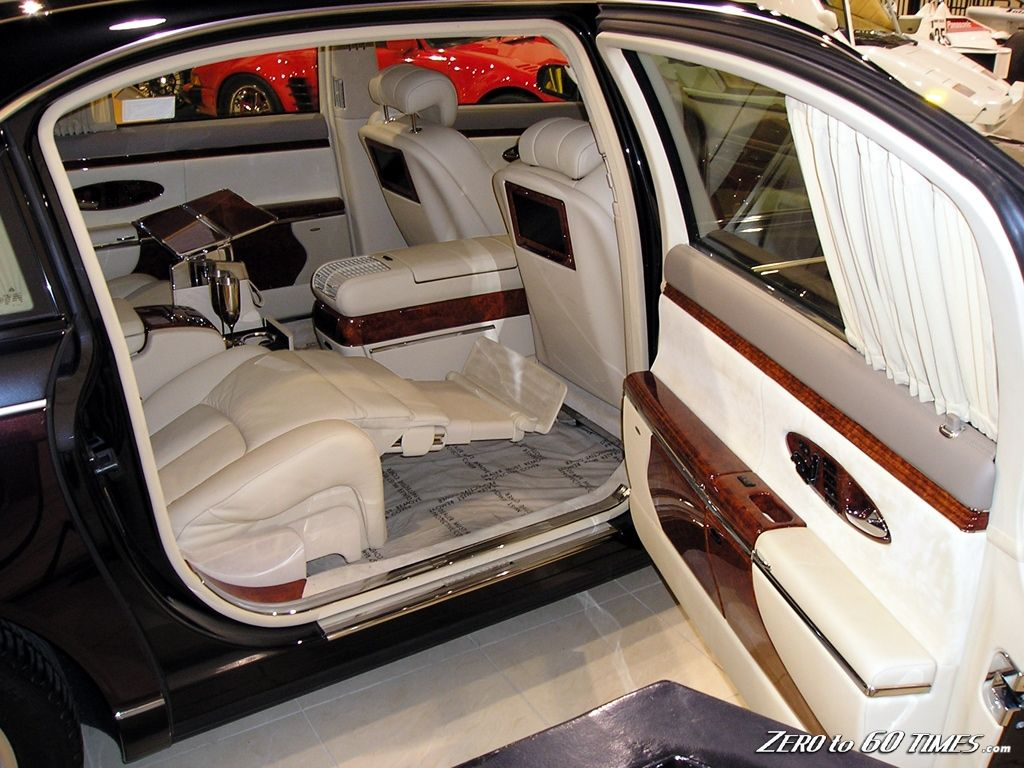 Maybach S62 Back Seat By Saintrop Com The Nirvanesque Cote D