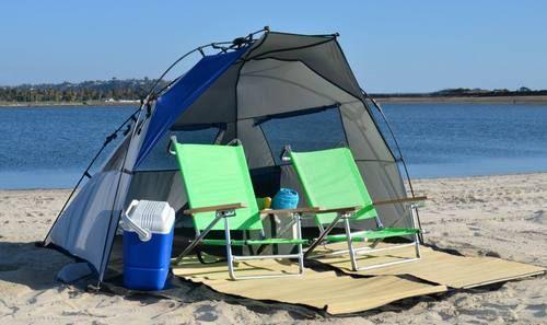 Lightspeed Outdoors Cabana Beach Tent