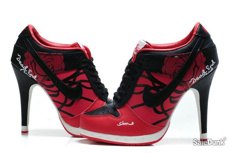 official photos 5754f 1d0cb Nike Valentine dead end girl heels
