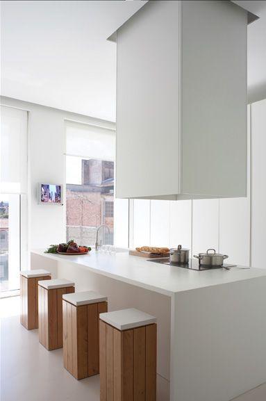 José Gandía-Blasco Photo by Jean-Francois Jaussaud kitchen - ideen für küchenrückwand