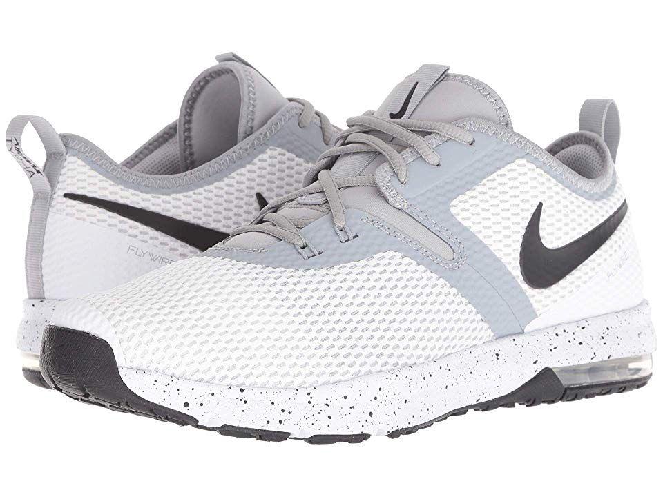 Nike Air Max Typha 2 (WhiteBlackWolf Grey) Men's Cross