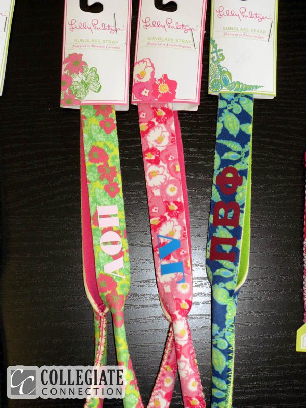 9bed5167a56 Lilly Pulitzer croakies for sororities!....wait