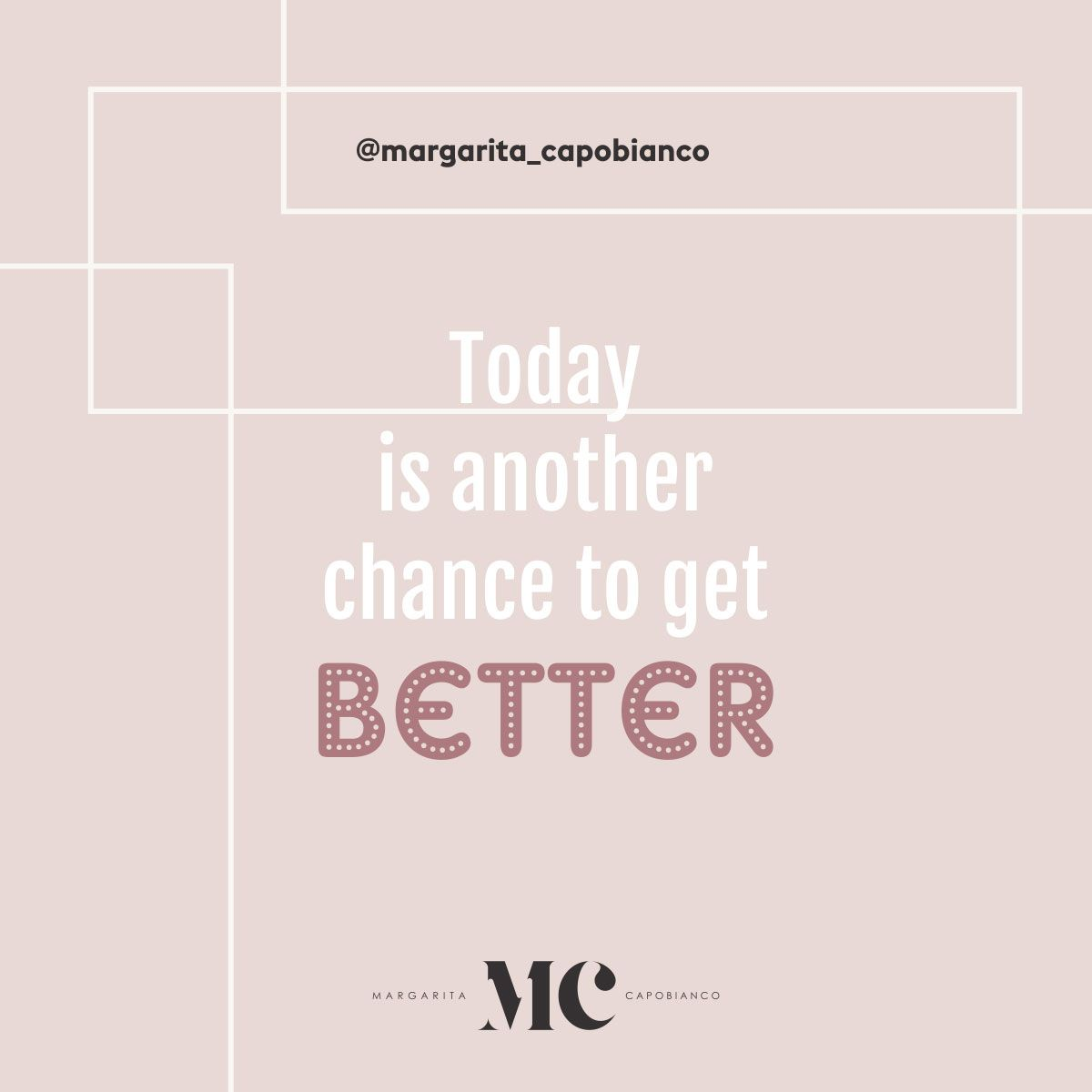 Today is another chance to get better!  #miamifl #southflorida #coralgables #brickell #miamilakes #realestate #realestateagent #realestatesales #realestatemiami #realestatebroker #realestateagents #casasenventa #luxuryhomes #casasdelujo #downtownmiami #miamirealestate #miamirealtor #miamirealtors #miamirealestateagent #homebuying #newhome #homesearch #buyingahome  @realestateempiregroup @margarita_capobianco