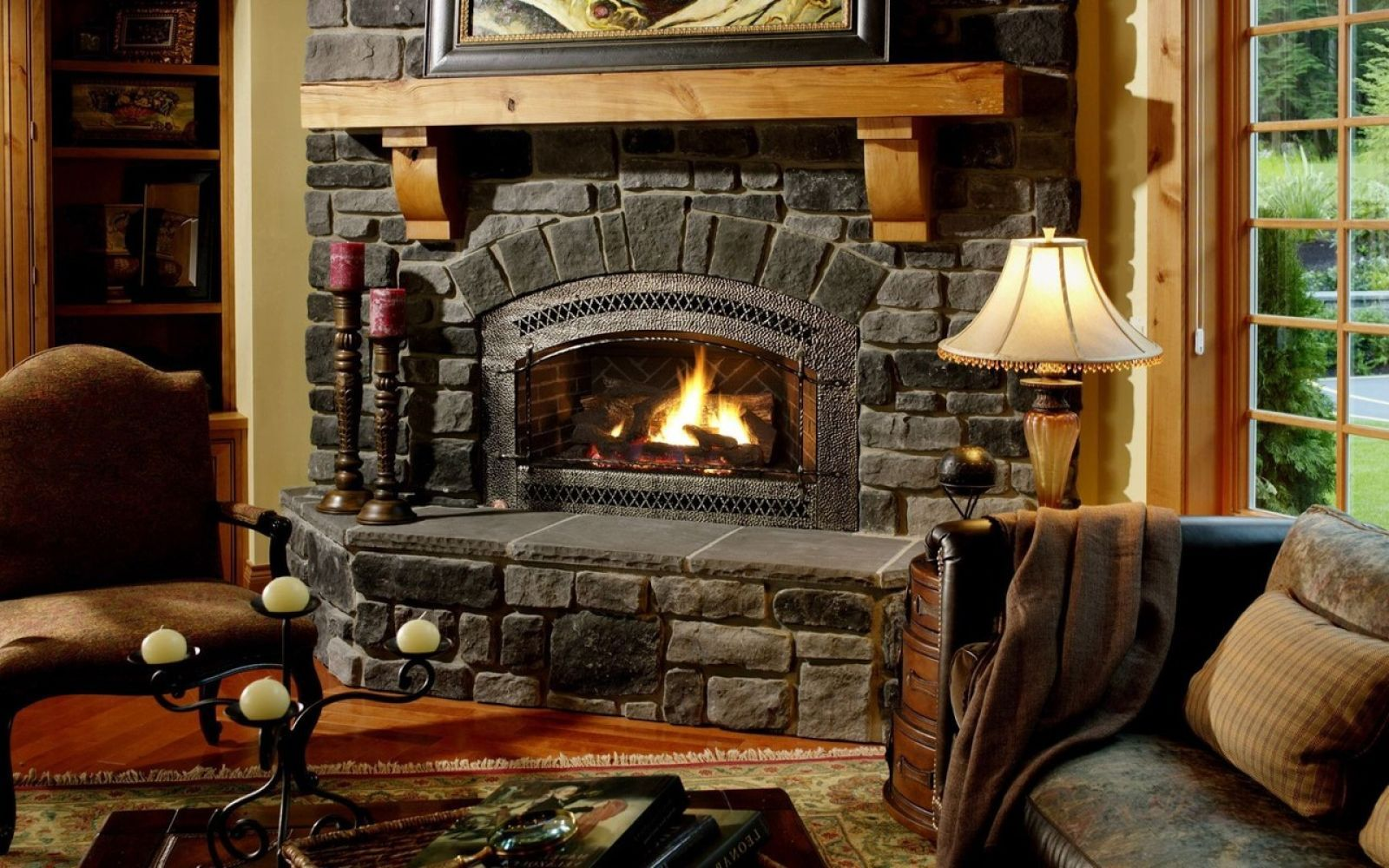 Fireplaces Pictures Living Room With A Fireplace Artistic