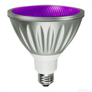Kobi Led Par38 200ndo P Led 9w Par38 Purple Led Outdoor Lighting Led Landscape Lighting Led Light Bulb
