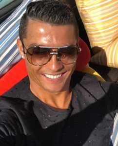 Fußballer Frisuren Cristiano Ronaldo Trend Haare Männer
