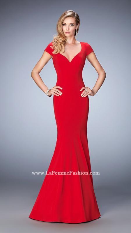 La Femme 22819 | La Femme Fashion 2015 - La Femme Prom Dresses - La ...