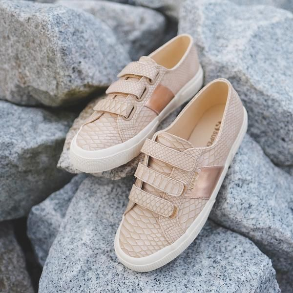 new lower prices purchase cheap wholesale Superga Strap Embossed – Nude | Superga, Superga shoes, Strap