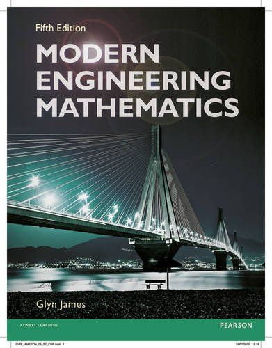 modern engineering mathematics by prof glyn james main library 620