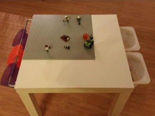 Küchentisch Ikea ~ Lego tisch ikea hack pinterest ikea hack
