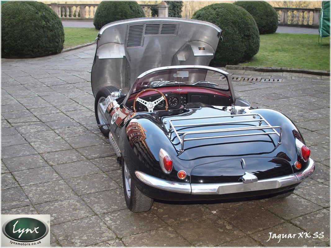 Jaguar XKSS - Proteus Replica