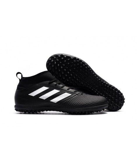 low priced 66116 51948 Adidas ACE 17.3 Primemesh TF GRUSSKO FOR HERRE Turf Fotballsko Svart Hvit