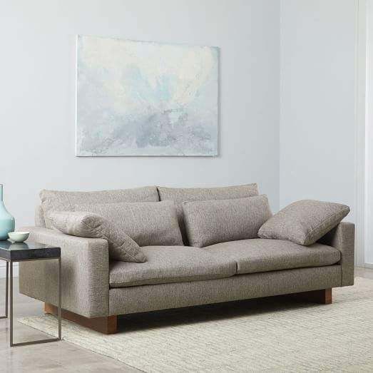 Harmony Sofa 82 Quot With Images West Elm Living Room
