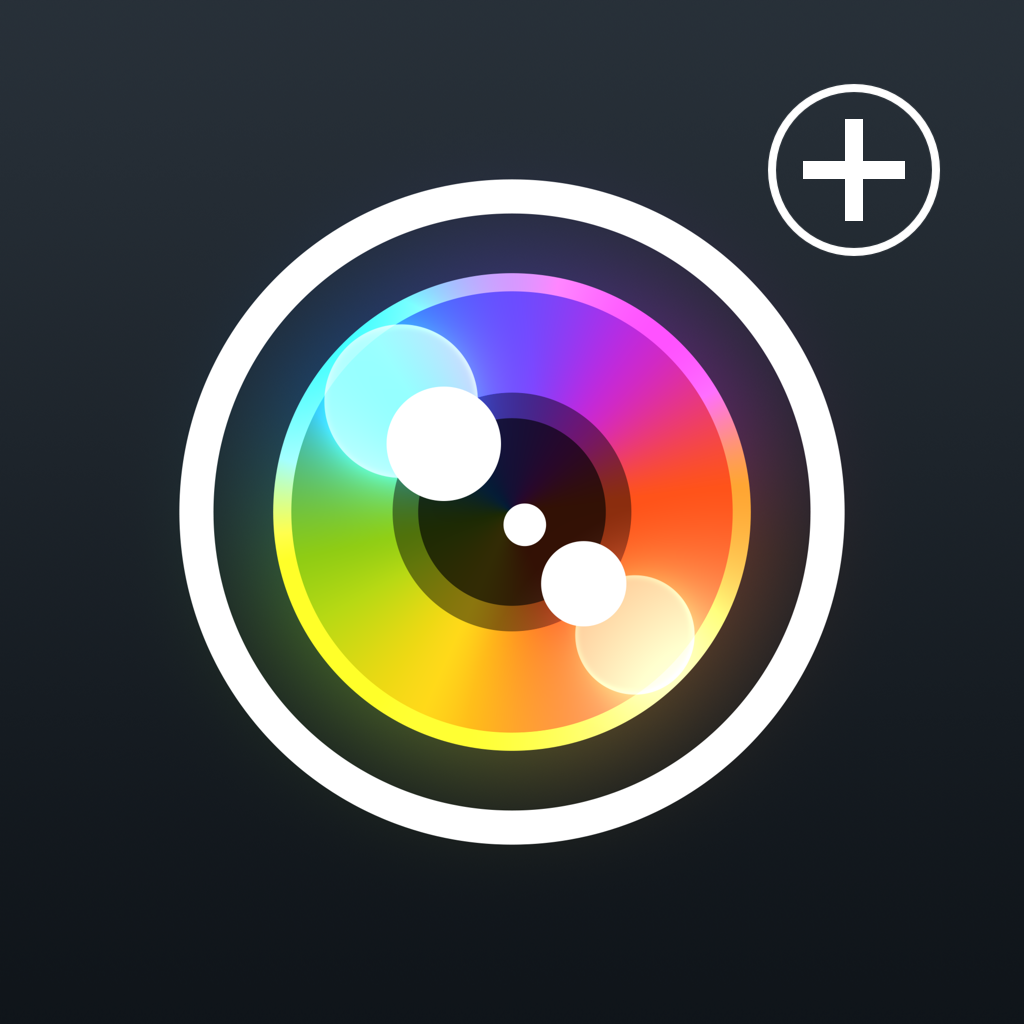 Camera+ app icon Photo editing apps, Photo effects app