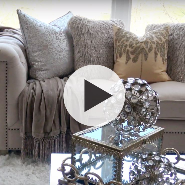 How To Style A Throw Blanket Inspire Me Home Decor Inspire Me Home Decor Home Decor Home Decor Tips