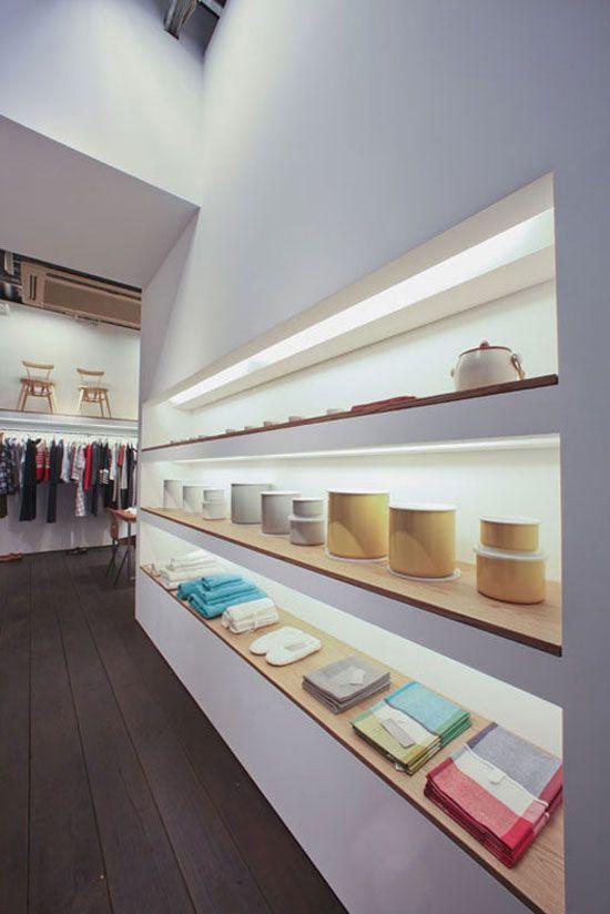 05 Flagship Minimalist Store Interior Design Jpg 550 824 Store