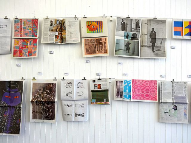 Print's Not Dead exhibition at South Block