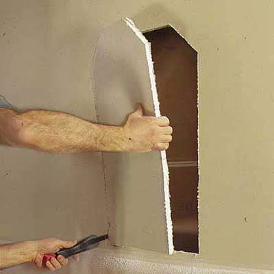 How to Install a Decorative Wall Niche | DIY | Pinterest ...
