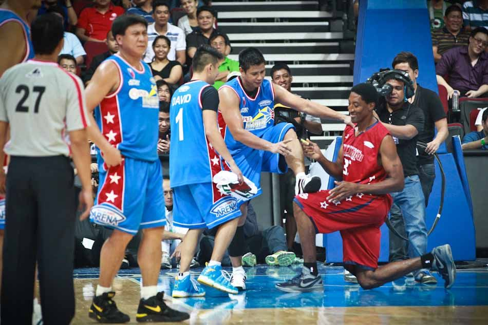 Former stars of the Philippine Basketball Association (PBA ...  Former stars of...