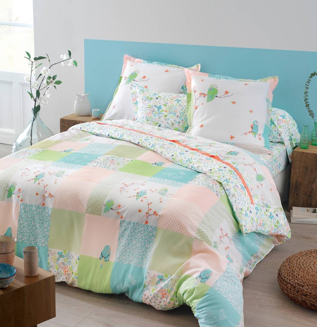 today collection linge de lit Linge de lit Chouette et coquette par Françoise Saget | bed  today collection linge de lit