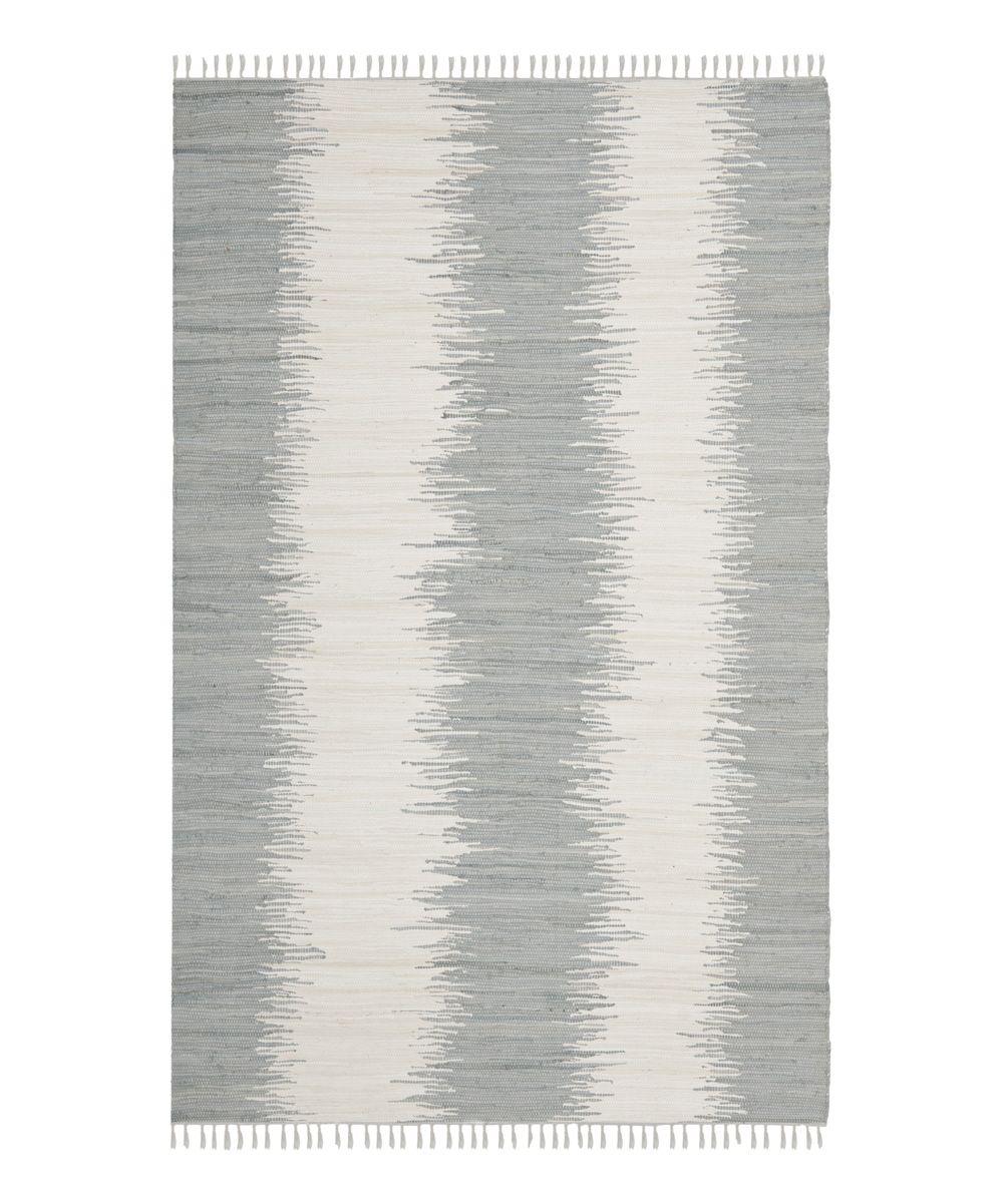 Gray Majorca Handwoven Rug | zulily