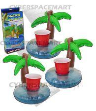 Pool Drink Holder Floating Floating Drink Beverage Holders