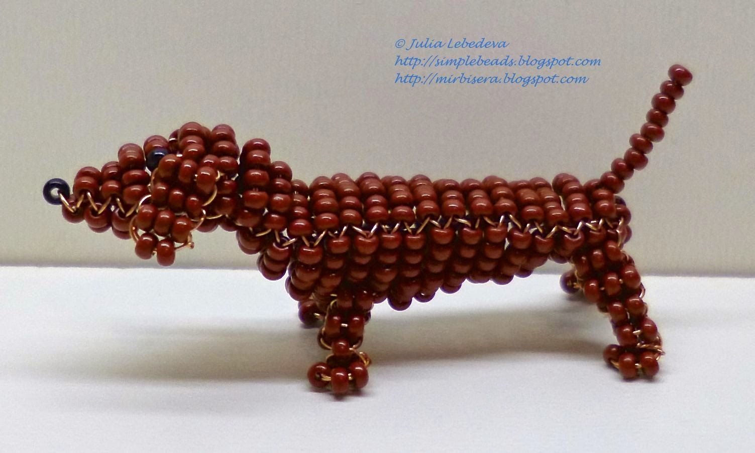 Beaded Animals Lots Of Free Detailed Tutorials With Step By Step