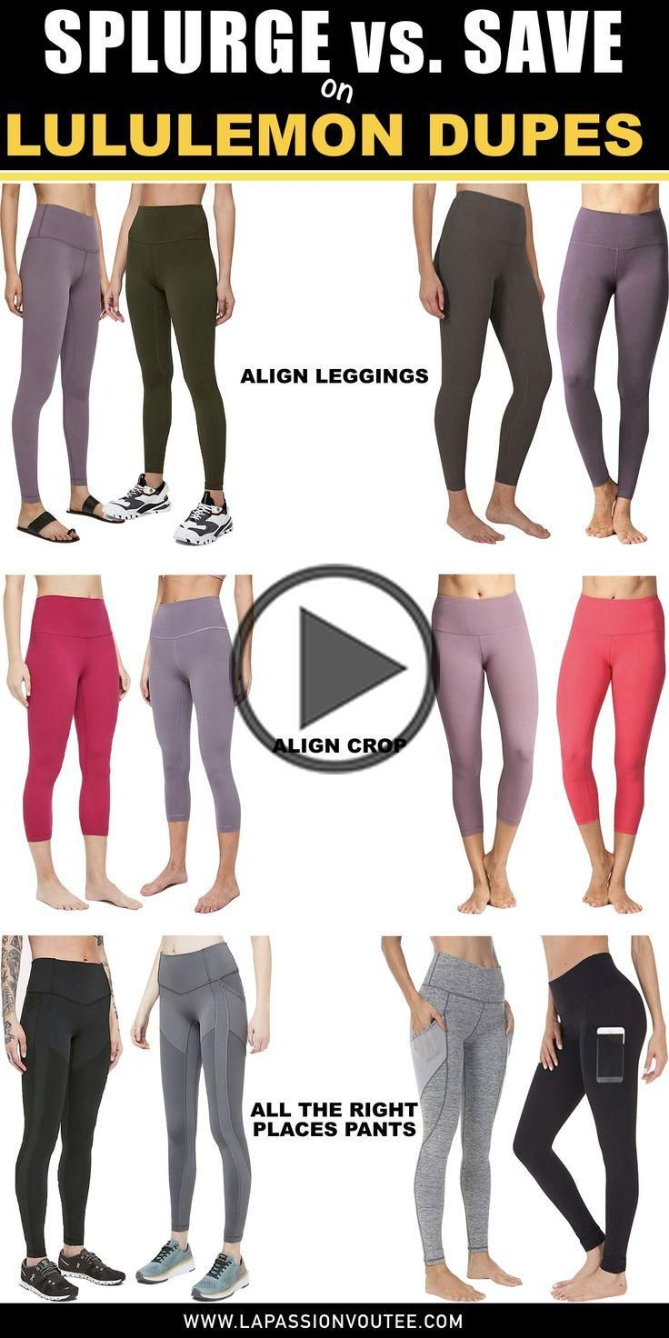 Your ultimate guide to the BEST Lululemon alternatives you
