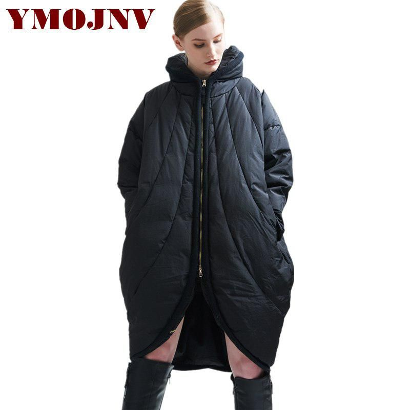 bfb18168fe4 YMOJNV New Parkas Mujer Invierno 2018 Womens Winter Down Parka 90% White  Duck Down Warm High Quality Women Long Coat Down Jacket.