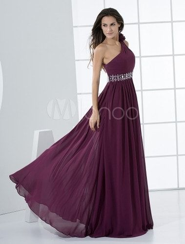 Vestidos De Dama Morados