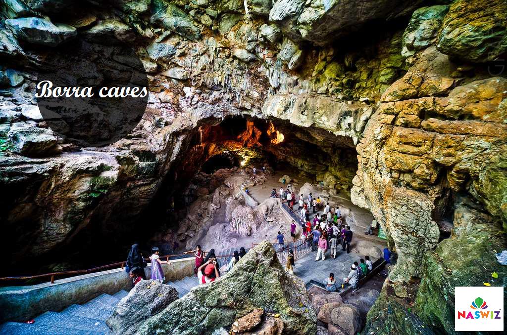 Borracaves Near Araku Valley Is A Tourist Place Around