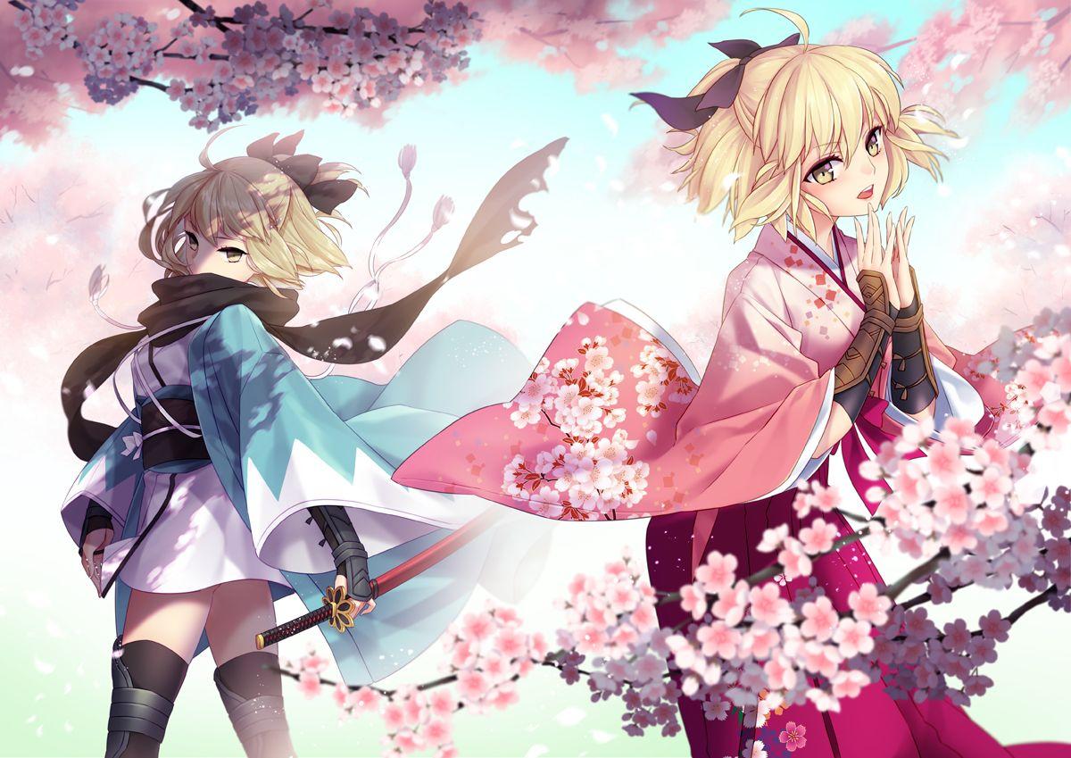 Saber Sakura - Fate/Grand Order
