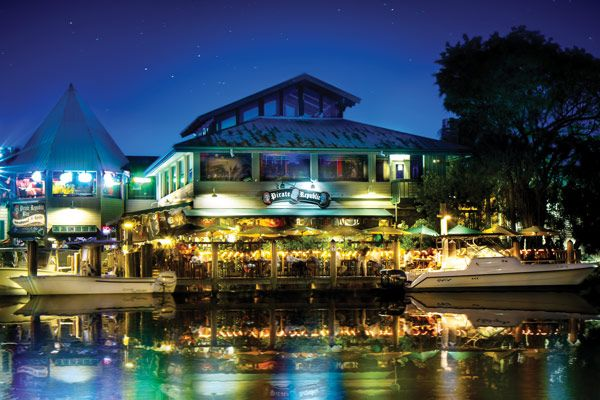 The Pirate Republic Seafood Restaurant South Florida Waterfront Restaurants