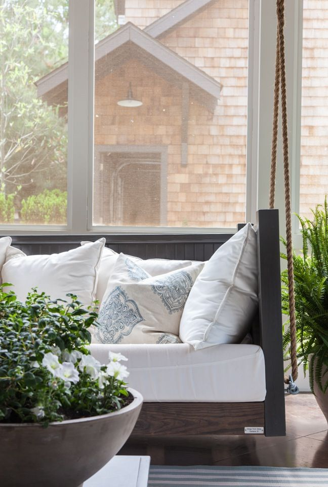 Beautiful Southern Porches Julie Couch Interiors