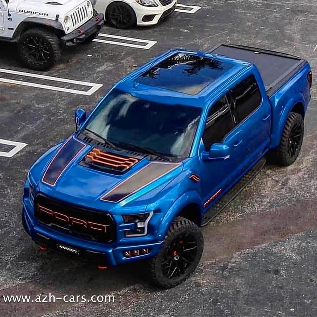 Ford Raptor in 2020 Ford raptor truck, Ford ranger