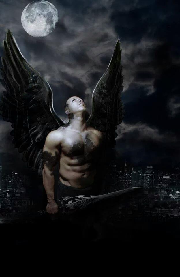 amigos ángel