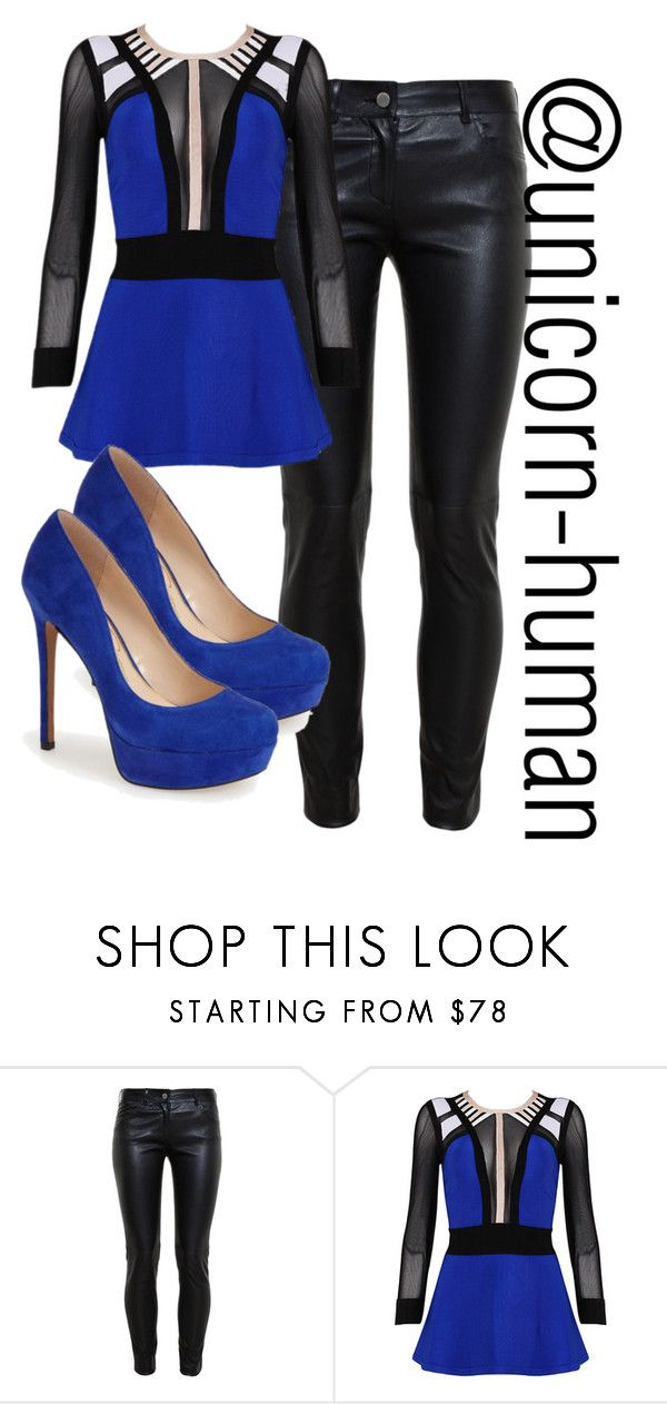 """""""Untitled #1066"""" by unicorn-human on Polyvore featuring Balenciaga, Posh Girl and Jessica Simpson"""