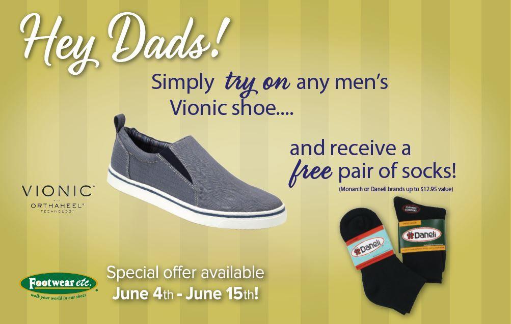 Vionic shoes, Shoe
